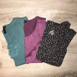 Ann Taylor Professional Tank Top Bundle